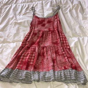[ Ocean Drive ] Boho Dress
